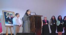 Des étudiants de la L.P.I.C.E. et du DUT A.M. en tant que Jury de La 15 édition du festival international du cinéma marocaine et ibéro-américaine