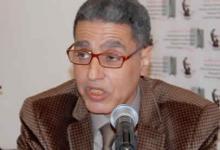 الأديب والأكاديمي المغربي عبدالرحيم جيران